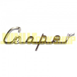 "SCARPETTA ""COOPER"" BOOT SCRIPT MK1"