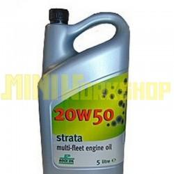 5 litri olio 20w50