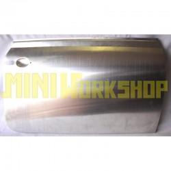 Porta senza cornice alluminio dx (dal 1970)